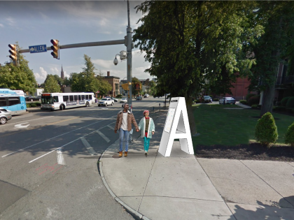 Call for Work  – Allentown 'A' Sign