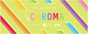 featured image for Chroma/First Friday Gallery Walk | Buffalo Pride Week 2017