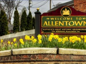 Allen Street Improvement Project: Public Meeting