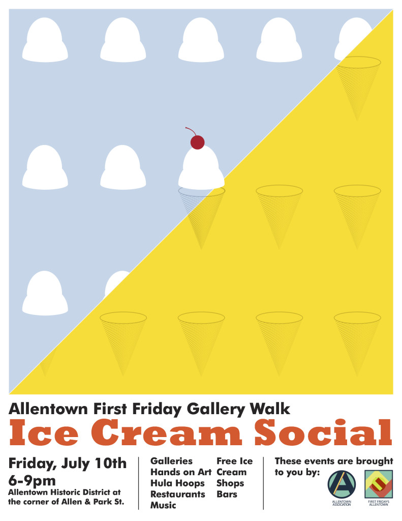 First Friday_July-2015-Ice Cream Social