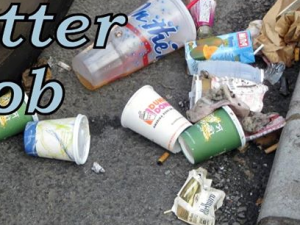 Allentown Litter Mob