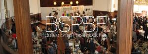 Buffalo Small Press Book Fair - Day 2