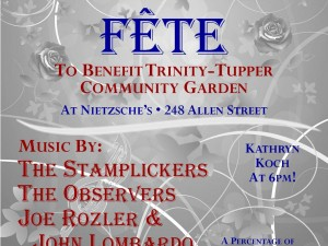 VETTE Block Club Fundraiser