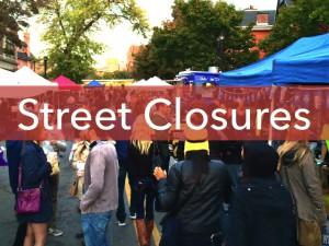 Allen Street Closures