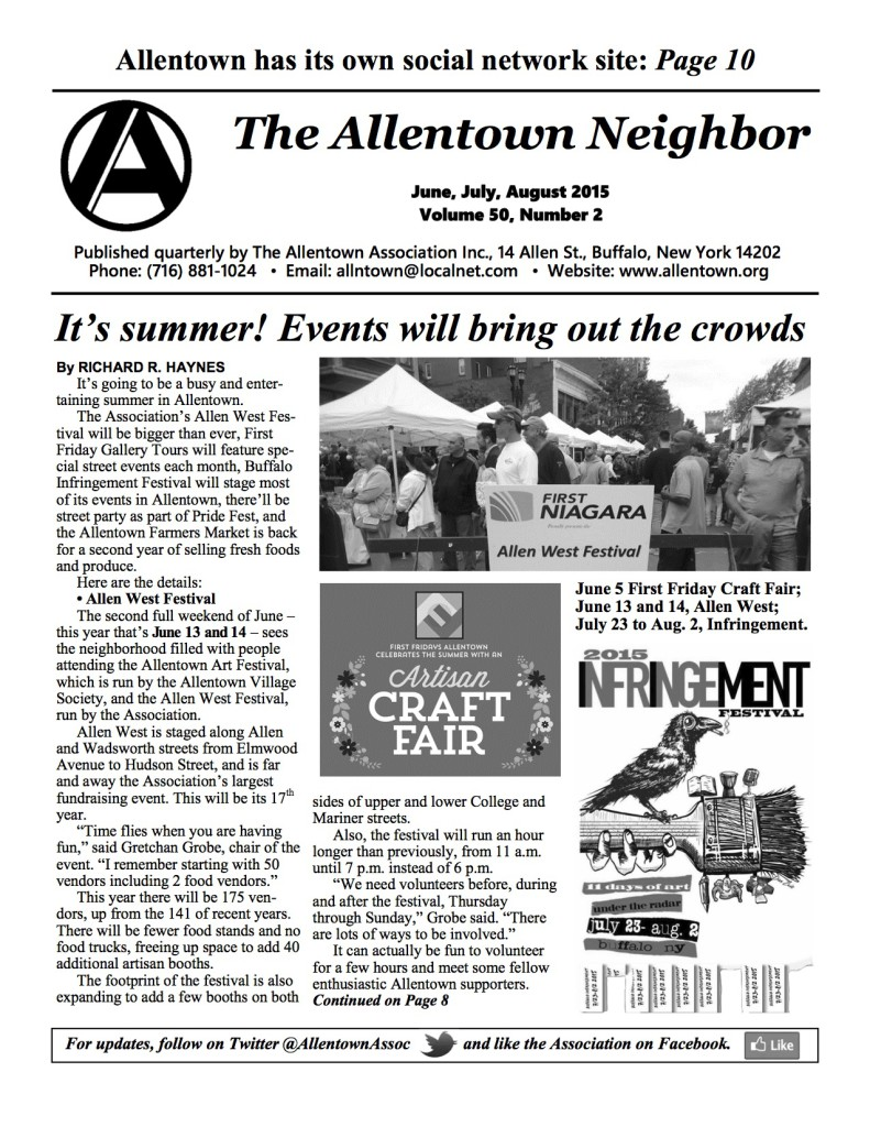 Allentown Neighbor-Summer 2015-cover