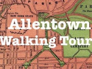 Allentown Tours: Frederick Law Olmsted