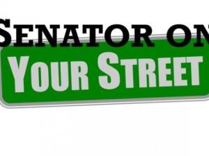 """Senator on Your Street"""