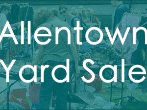 Allentown Neighborhood Yard Sale(s)