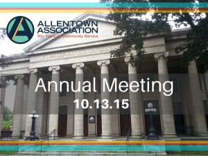 Annual Allentown Meeting