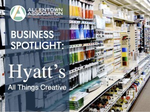 Business Spotlight: Hyatt's All Things Creative