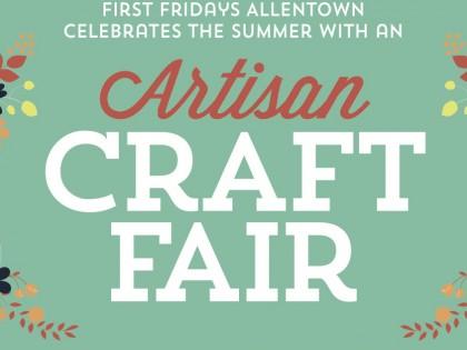 August First Fridays Artisan Craft Fair – call for work extended