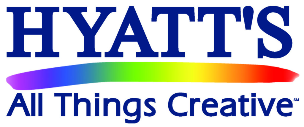 Hyatts all things creative art logo