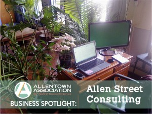 Business Spotlight: Allen Street Consulting