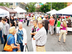 Call for Artisans: June First Friday Craft Fair