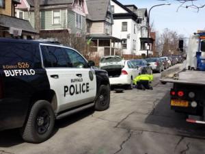 Update: Allentown Tire Vandalism