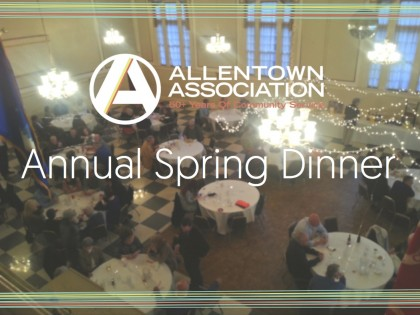 Annual Spring Dinner – April 25, 2017