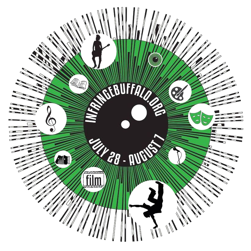 Buffalo Infringement Festival-BIF-2016-circle logo-trans