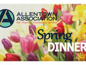 Annual Spring Dinner – April 24, 2018