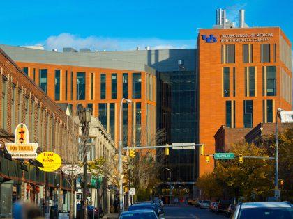 UB School of Medicine opens on Main St.