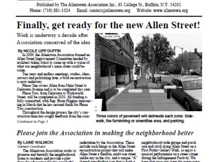 The Allentown Neighbor: Summer Edition